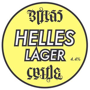brass castle helles lager