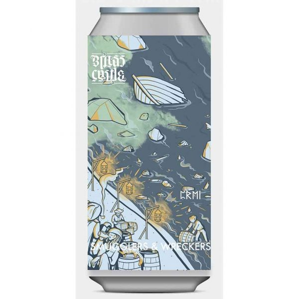 smugglers wreckers 440ml
